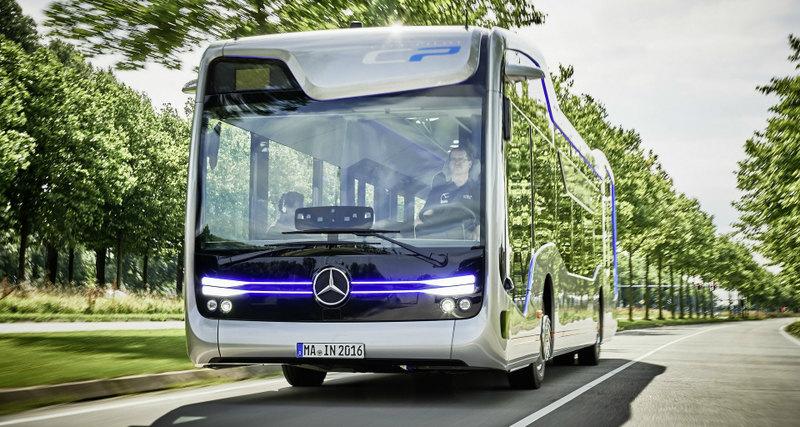 беспилотные автобусы