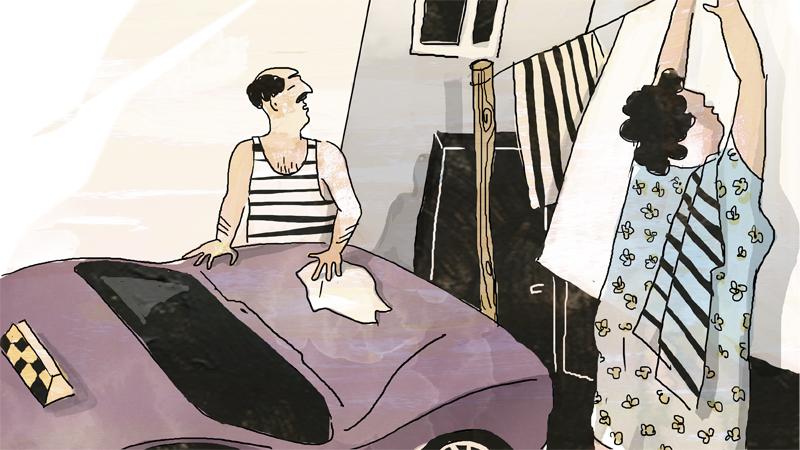 Можно ли парковать машину во дворе жилого дома? KNOWREALTY.RU. 01.04.2019