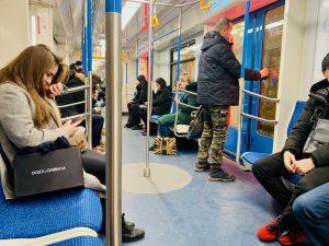 Cистема скоростного рельсового пассажирского транспорта в Москве