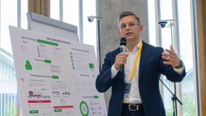 В Сколково представили проект «Цифровой транспорт»