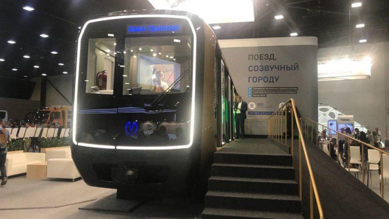 фото 1 Новый вагон для СПб метро