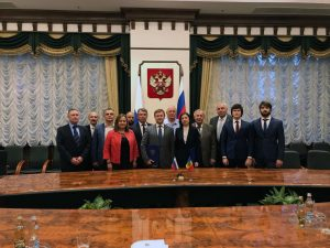Состоялись переговоры между транспортными ведомствами России и Молдовы