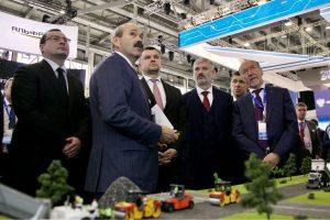 в Екатеринбурге открылась международная специализированная выставка «Дорога-2019»