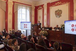 В РУТ прошли две международные конференции с участием членов Российской академии транспорта