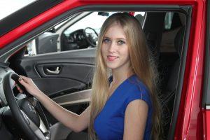 ТОП-10 женских автомобилей