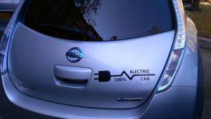 В России резко вырос спрос на электромобили c пробегом