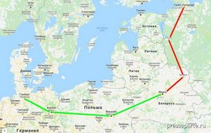 VII Форум регионов Беларуси и России: обсудили ж/д магистраль Санкт-Петербург-Минск