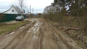 Развитие дорожной сети на сельских территориях: почему это важно