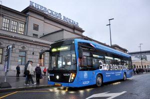 О проекте «Московский электробус»