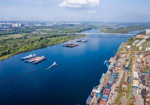 Деятельность морского и внутреннего водного транспорта: итоги и перспективы