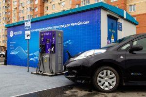 Концепция развития электротранспорта в России