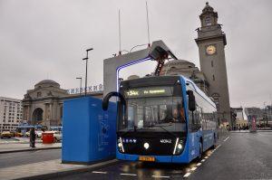Электробусы как инструмент развития электротранспортной инфраструктуры