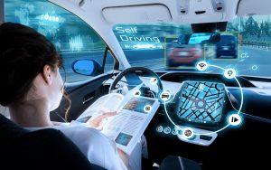 Внедрение цифровых технологий на транспорт