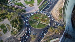 Правило проезда на перекрестках с круговым движением планируют изменить