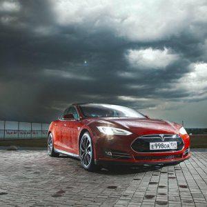 Отмена транспортного налога на электромобили: Пермский край