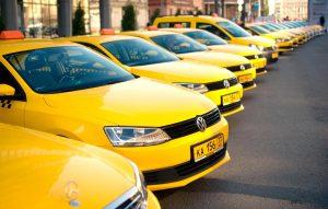 Изменения в таксомоторной отрасли